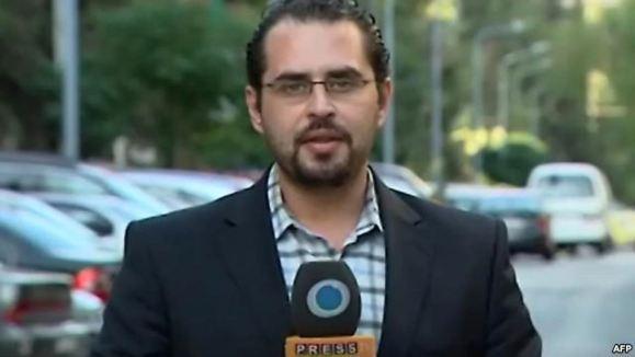 خبرنگار پرس تی وی در دمشق کشته شد