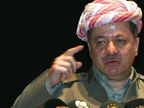 مسعود بارزانی؛اگر عراق به سمت دیکتاتوری برود استقلال کامل کردستان از عراق را اعلام خواهم کرد