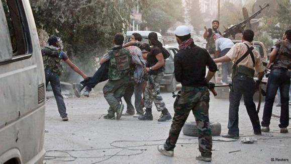 تلاش نیروهای اپوزیسیون سوریه برای تسخیر حلب