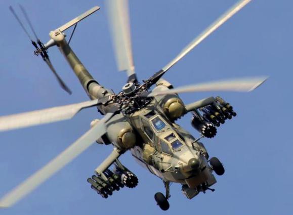 انهدام ۴ هلی کوپتر جنگی و سرنگون شدن یک هواپیمای میگ دیکتاتور سوریه