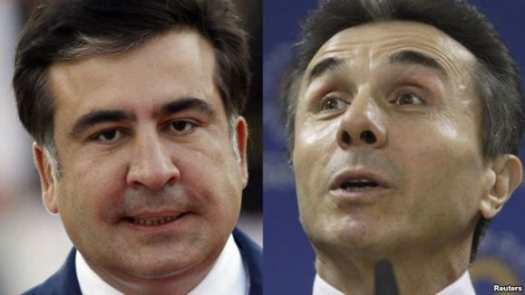 ساکاشویلی شکست در انتخابات پارلمانی گرجستان را پذیرفت