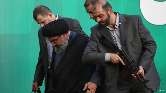 در پی انفجار «انبار مهمات» حزبالله  لبنان چندین نفر کشته و زخمی شدند
