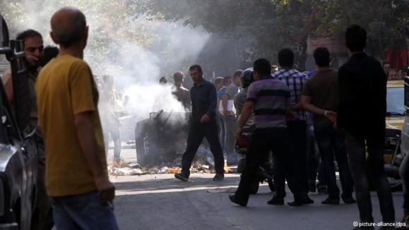 ناآرامیها در تهران و مشهد در اعتراض به افزایش قیمت ارز