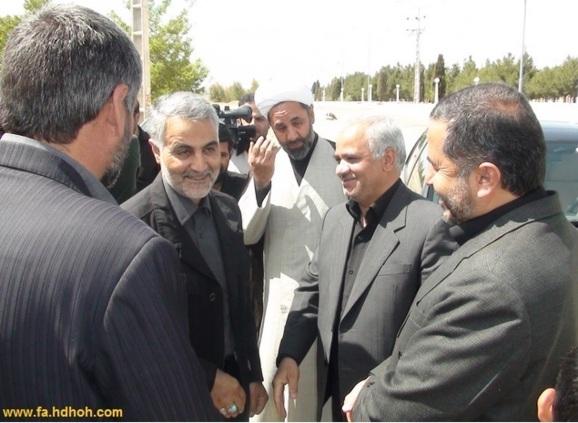 قاسم سلیمانی، سردار بی ثباتی عراق