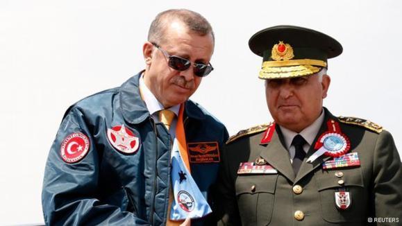 جنگ غیررسمی ایران و ترکیه در خاک سوریه
