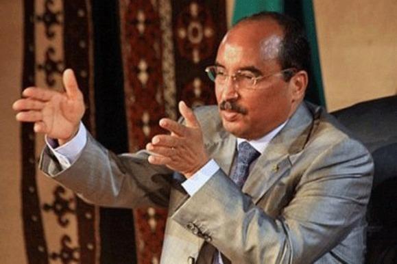 رئیس جمهور موریتانی بر اثر تیراندازی یک سرباز زخمی شد