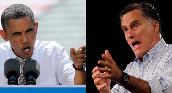 انتقاد شدید رامنی از سیاست اوباما در خاورمیانه