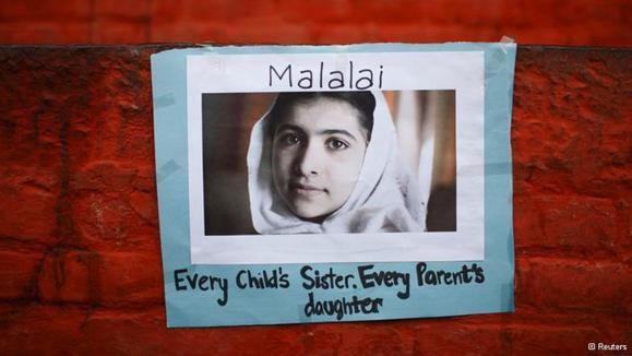 دفاع طالبان از سوءقصد به دختر ۱۴ ساله
