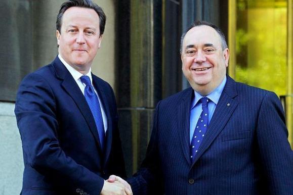 توافقنامه امروز، زمینه برگزاری رفراندوم بر سر استقلال اسکاتلند را در پاییز ۲۰۱۴ فراهم میآورد