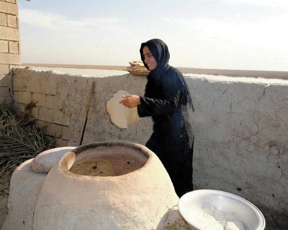 بانوان روستايي حافظان هويت هاي بومي/ به مناسبت روز جهاني زنان روستايي