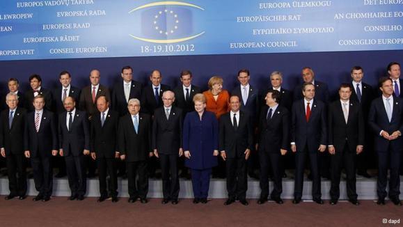 سران اتحادیه اروپا ایران را تهدید به افزایش تحریمها کردند