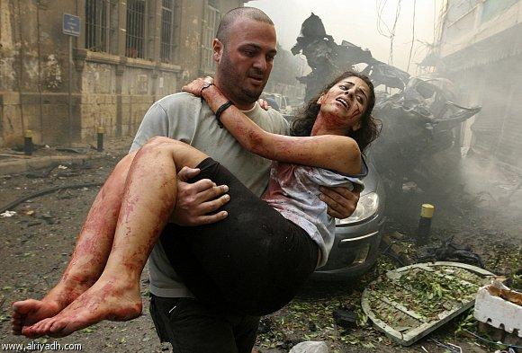 کشته شدن مقام امنیتی لبنانی مخالف اسد در انفجار بیروت