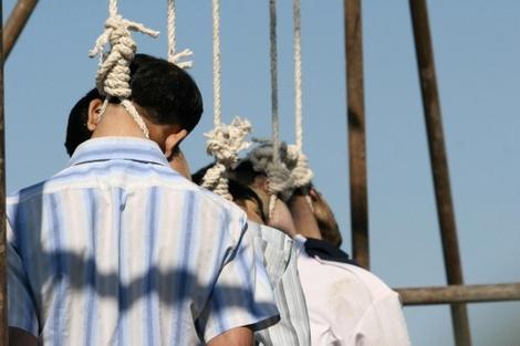 ۱۰ نفر در تهران به اتهام «قاچاق مواد مخدر» اعدام شدند