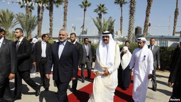 قطر میلیون ها دلار در نوار غزه سرمایه گذاری می کند