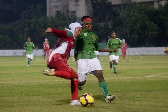 تیم ملی فوتبال زنان ایران با تایلند، فیلیپین و بنگلادش هم گروه شد