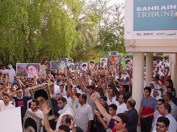 نقش ایران در تحولات و ناآرامی های بحرین