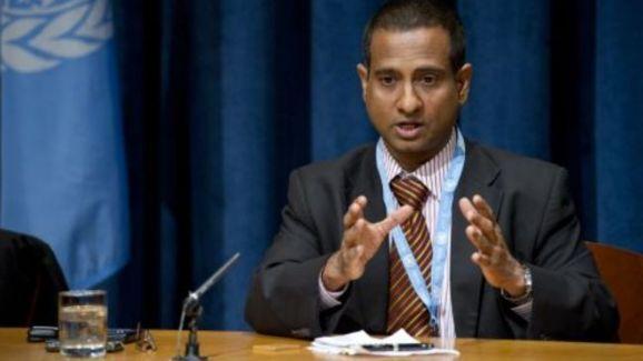 احمد شهید دومین گزارش ویژه حقوق بشر در ایران را به مجمع عمومی سازمان ملل ارایه داد