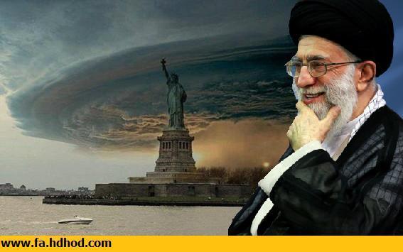 طوفان سندی در امریکا «حاصل فناوری ایران و حمایت سوریه» بود