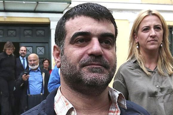 روزنامه نگار افشاگر یونانی تبرئه شد