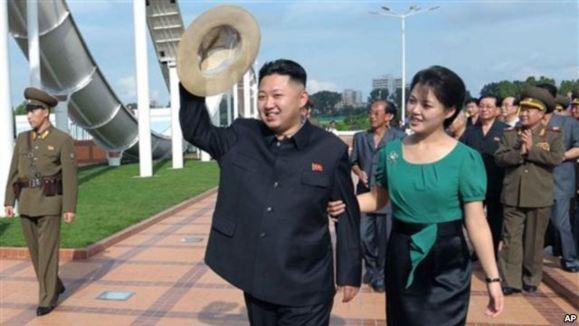 همراه اسرارآمیز کیم جونگ اون همسر اوست