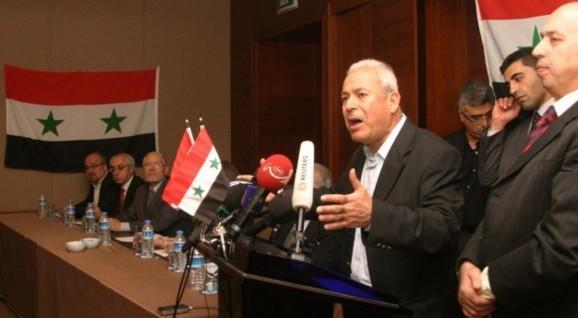 مخالفان رژیم سوریه برای یگانگی در قطر گرد آمدند