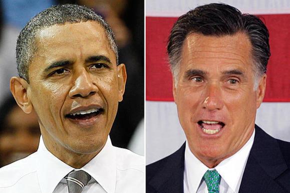 روز انتخابات آمریکا؛ رقابت رامنی و اوباما برای کاخ سفید