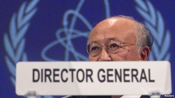 آمانو: ایران با آژانس همکاری لازم را ندارد