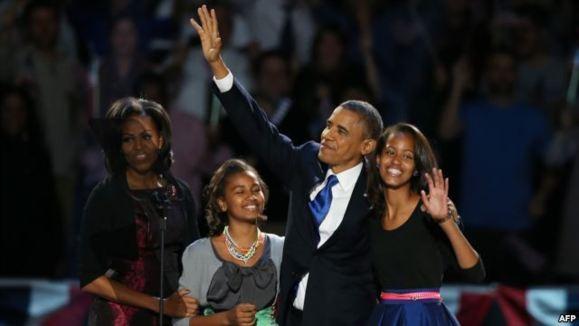باراک اوباما پیروز شد