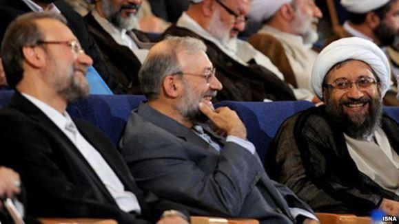 برادران لاریجانی از مذاکره با امریکا سخن می گویند