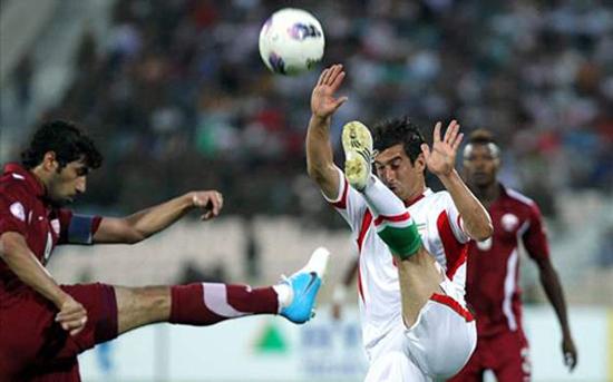 ذخيره های فوتبال ايران با شش گل بر تاجيکستان غلبه کردند