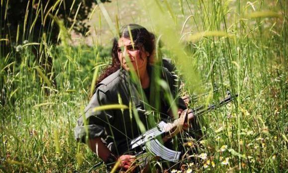 """کشته شدن ١٣ رزمنده """"پ کا کا""""، بوسیله ارتش ترکیه در مرز عراق"""