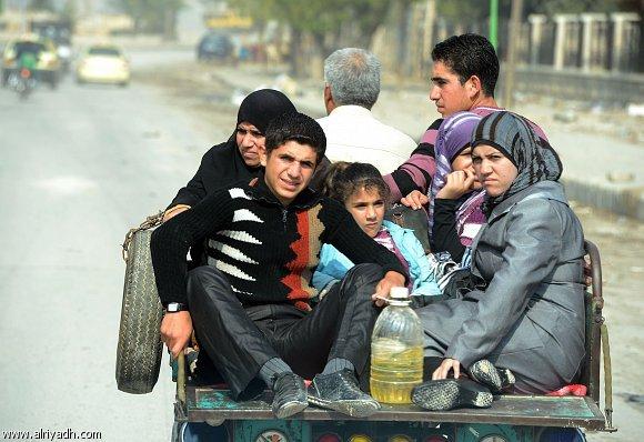 ادامه درگيری ها در سوريه؛ هزاران پناهجو به ترکيه گريختند