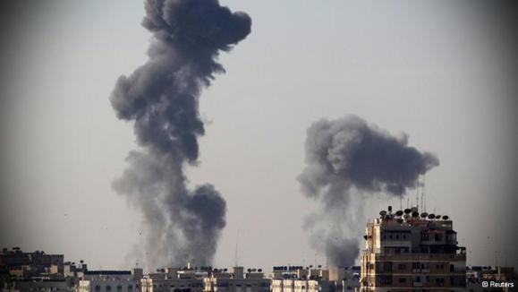 درگیری حماس و اسرائیل با پرتاب موشک به تلآویو بالا گرفت