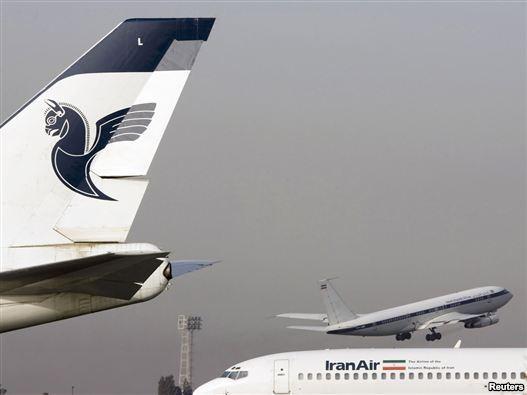يک ايرانی متهم به تلاش برای صادرات غير قانونی تجهيزات هواپيما از آمريکا به ايران شد