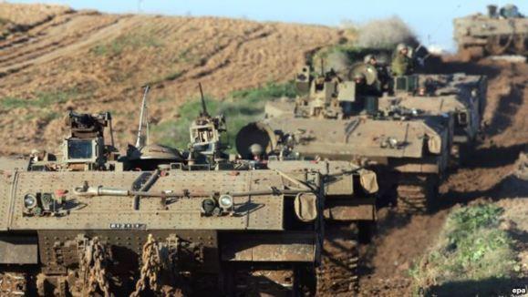 تصمیم کابینه اسرائیل برای احضار ۷۵ هزار نيروی دوره احتياط