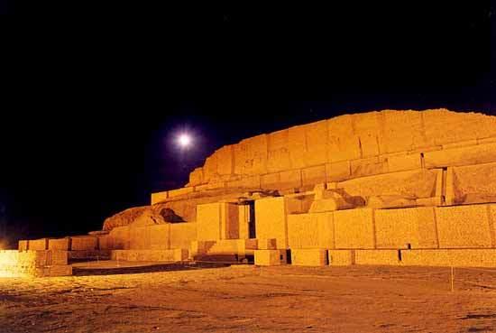کشف دورههای جدید تاریخ عيلاميان در هفت تپه