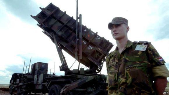 مخالفت روسیه، ایران و سوریه با استقرار موشکهای ناتو در مرز ترکیه