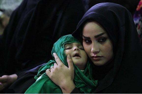کودکان باید با کینه قاتل امام حسین(عرب ستیزی) بزرگ شوند