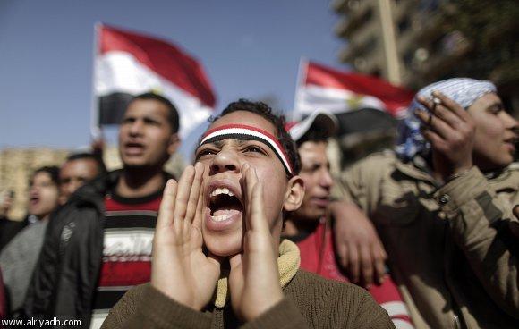 بحران در مصر؛ شعار علیه مرسی و اخوان المسلیمن