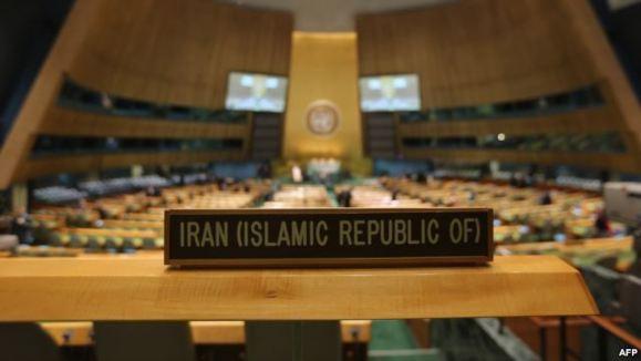 کمیته مجمع عمومی سازمان ملل نقض حقوق بشر در ایران را محکوم کرد