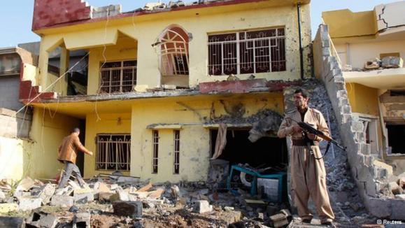 چندین کشته و زخمی در رشتهای از انفجارها در عراق