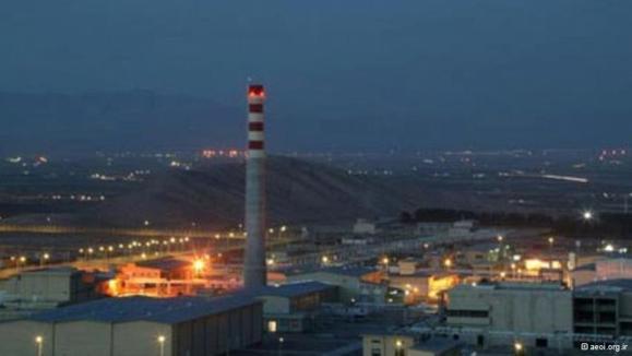 بیماریهای مرتبط با رادیواکتیو در مرکز غنیسازی اصفهان