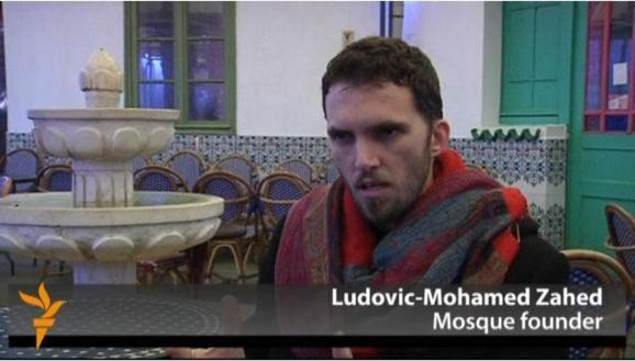 لودوويچ محمد زاهد: اين مسجد مکانی امن برای همگان است و مقدم هرکس از مسلمانان و ديگر افراد در اينجا مبارک است.