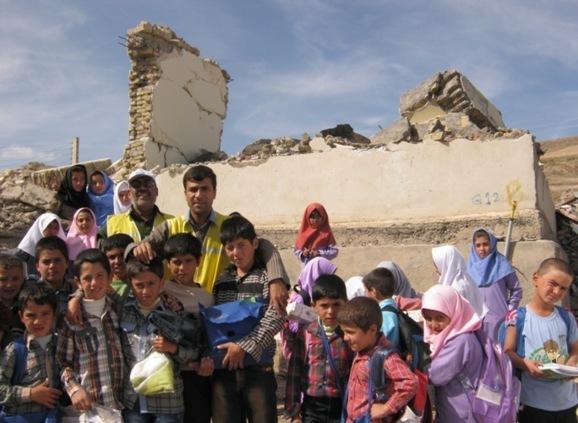 شمار کشته های زلزله ۵.۵ ریشتری شرق ایران به شش تن رسید