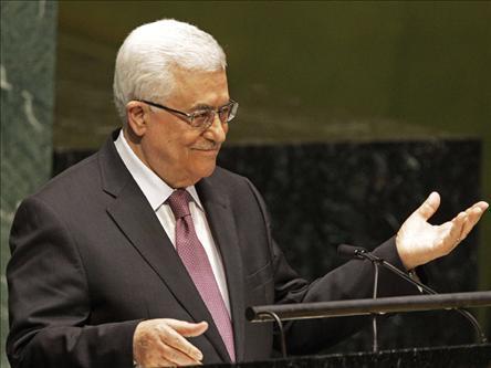 نخستین سفر خارجی محمود عباس پس از کسب موقعیت دولت غیر عضو ناظر در سازمان ملل متحد به ترکیه