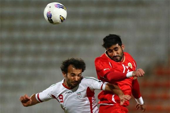 بحرین با تیم ده نفره ایران را از پیروزی در بازیهای غرب آسیا محروم کرد