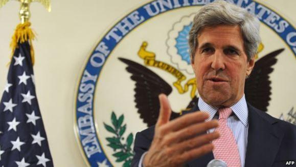 احتمال انتصاب جان کری به سمت وزیر امور خارجه آمریکا
