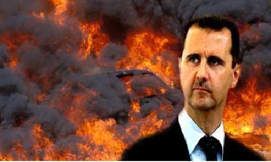 صالحی: ایران اجازه سرنگونی اسد را نمیدهد