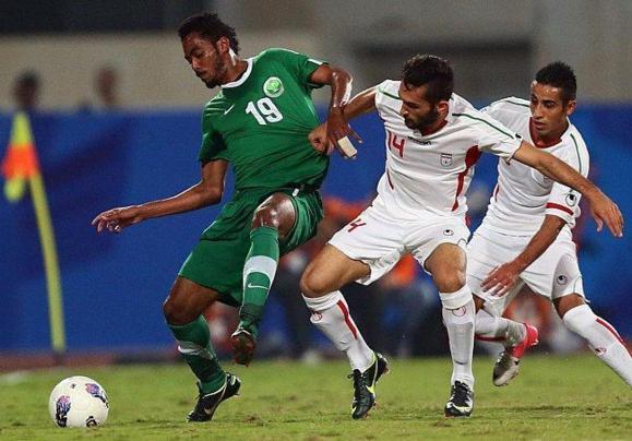 حذف تيم ملی فوتبال ايران از بازی های غرب آسيا
