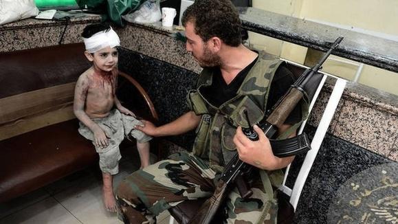 ارتش آزاد سوريه می گويد بزودی کنترل کامل حلب را بدست خواهد گرفت